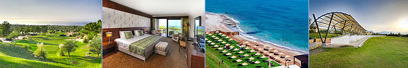 Korineum Golf Resort Hotel Kyrenia North Cyprus