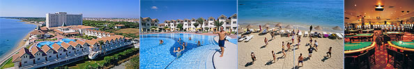 Salamis Bay Conti Hotel Famagusta North Cyprus